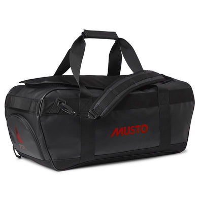 MUSTO  70L DUFFLE BAG BLACK *(Online Only)