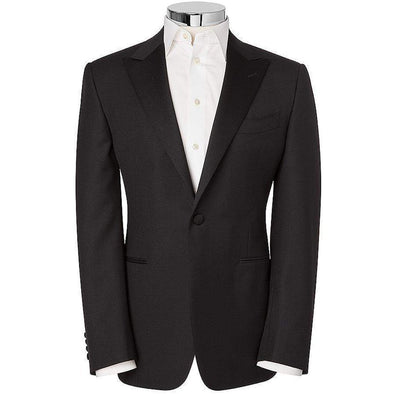 CANALI PEAK LAPEL DINNER SUIT