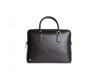 MORESCHI LAPTOP BAG BLACK