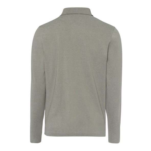 BRAX PHARELL LONG SLEEVE PIQUE POLO