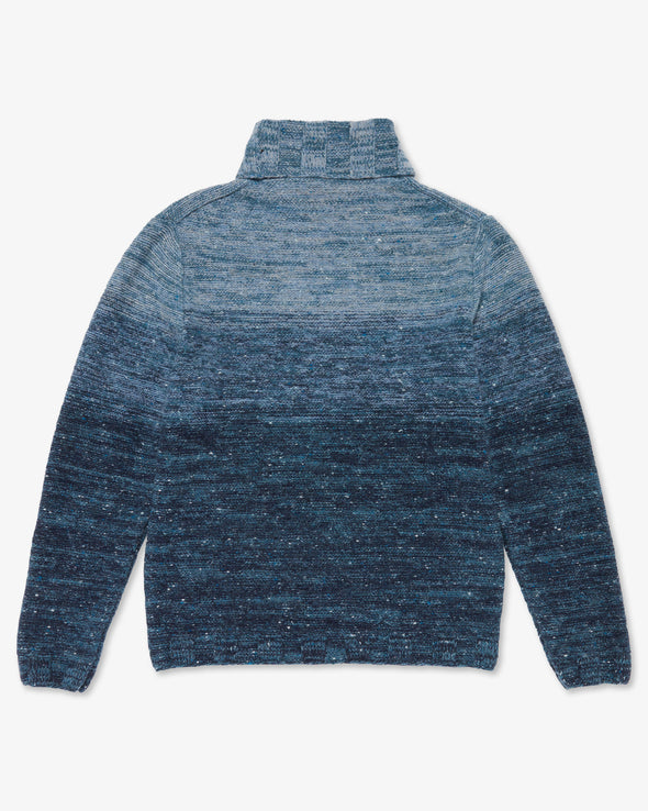 INIS M OMBRE ROLL NECK