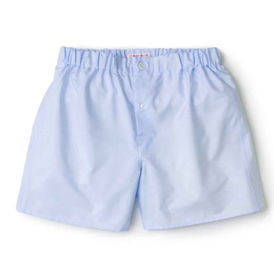 EMMA WILLIS AZURE SUPERIOR COTTON BOXER SHORT