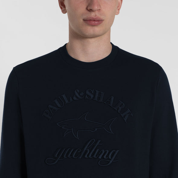 Paul & Shark EMBROIDERED SWEATER