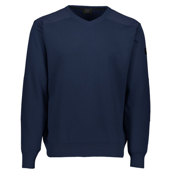 Paul & Shark V-NECK POVER NAVY