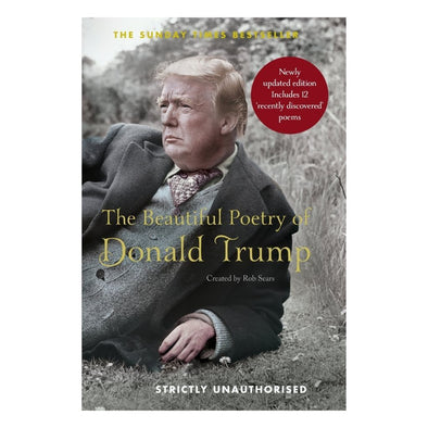 THE BEAUTIFUL POETRY OF TRUMP