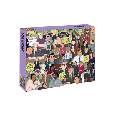 THE OFFICE 500 PCE JIGSAW -