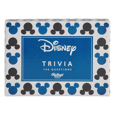 DISNEY QUIZ (Available  23rd Oct)