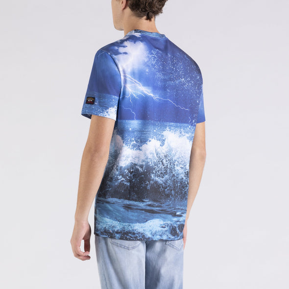 PAUL & SHARK SEA STORM T-SHIRT