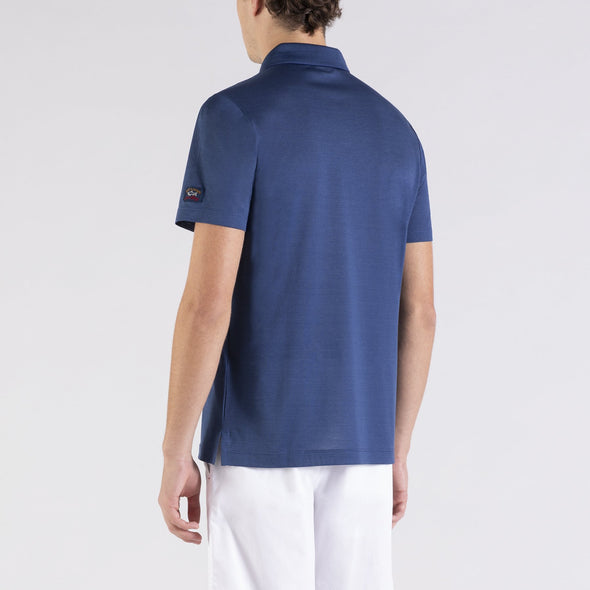PAUL & SHARK HIDDEN TRIM POLO