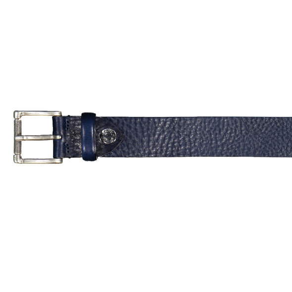PAUL & SHARK LEATHER BELT