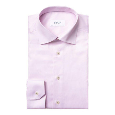 ETON SIGNATURE TWILL SHIRT