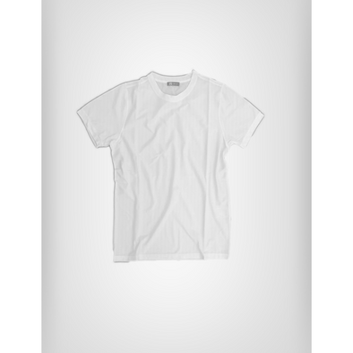 FRADI CREW NECK T-SHIRT WHITE