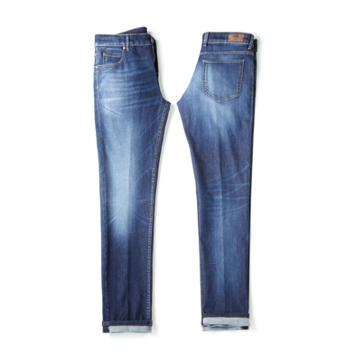 FRADI PANTALONE DENIM JEANS STONE MEDIUM