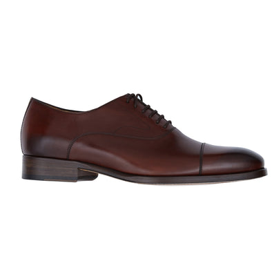 HENRY SARTORIAL DANBY OXFORD DARK BROWN