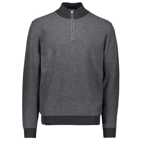PAUL & SHARK 1/4 ZIP KNIT