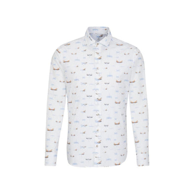 JACQUES BRITT DRAGONFLY SHIRT