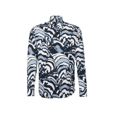 JACQUES BRITT ABSTRACT SHIRT