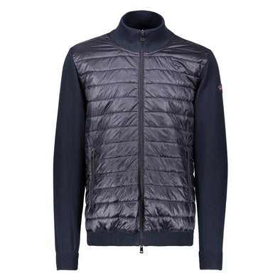 PAUL & SHARK HYBRID QUILTED JACKET