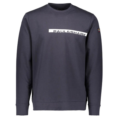 PAUL & SHARK LOGO SWEATER