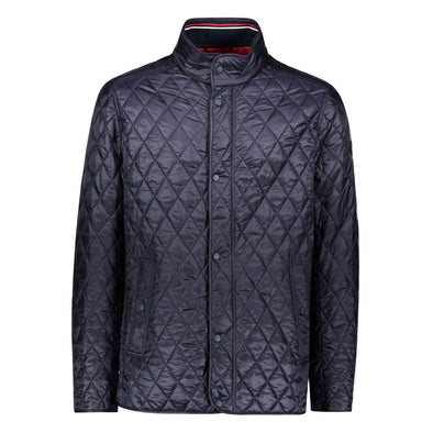 PAUL & SHARK DIAMOND QUILTED JACKET