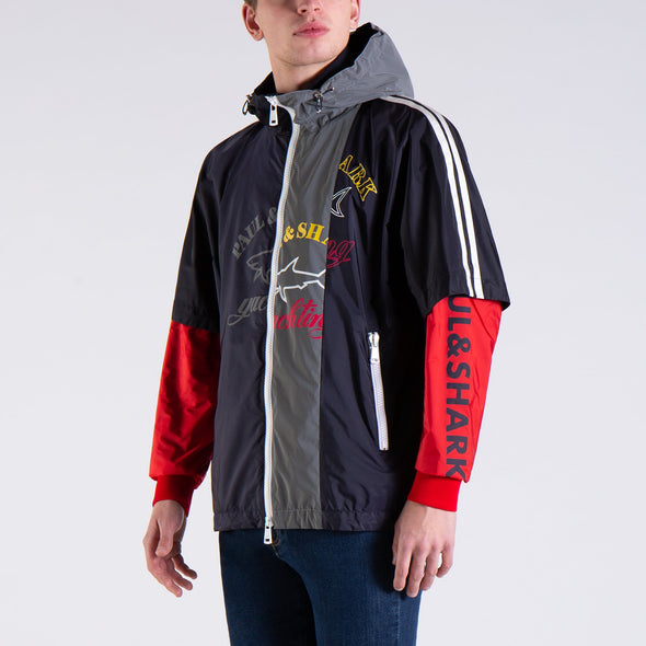PAUL & SHARK REFLECTIVE JACKET
