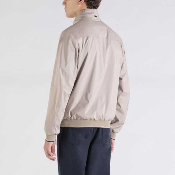 Paul & Shark FUNNEL NECK BOMBER JACKET