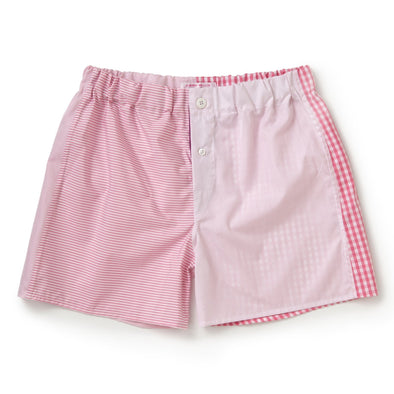 EMMA WILLIS PINK BOXER SHORTS PINK (Online Only)