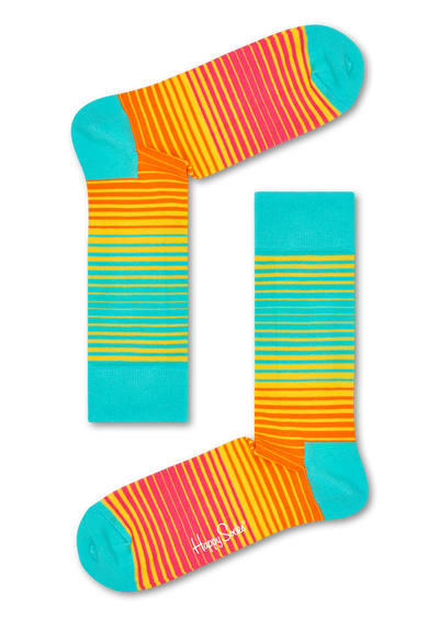 HAPPY SOCK SUNRISE SOCKS