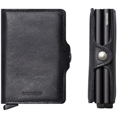 SECRID TWIN LEATHER WALLET