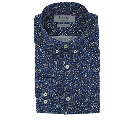 HENRY SARTORIAL SELBY SHIRT