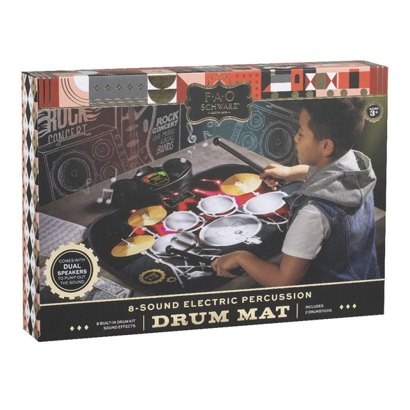 TOY TABLETOP DRUM SET MAT