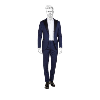 FRADI ABITO DINNER SUIT ROYAL