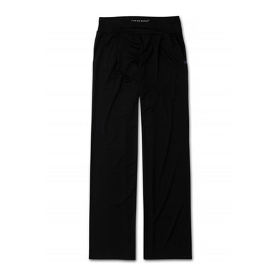 DEREK ROSE BASEL TROUSERS BLACK