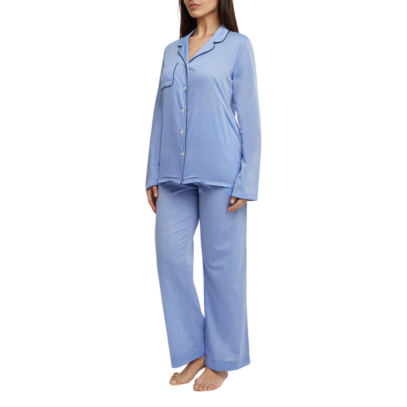 DEREK ROSE WOMENS AMALFI PYJAMA SET