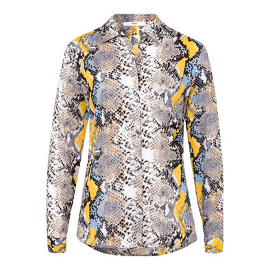 BRAX WOMENS PRINTED SHIRT