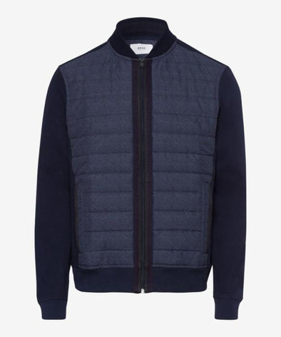 BRAX HYBRID KNITTED JACKET