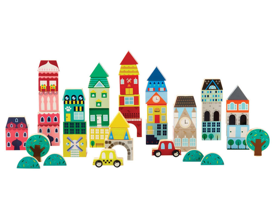 FAO COLORED BUILDING BLOCKS
