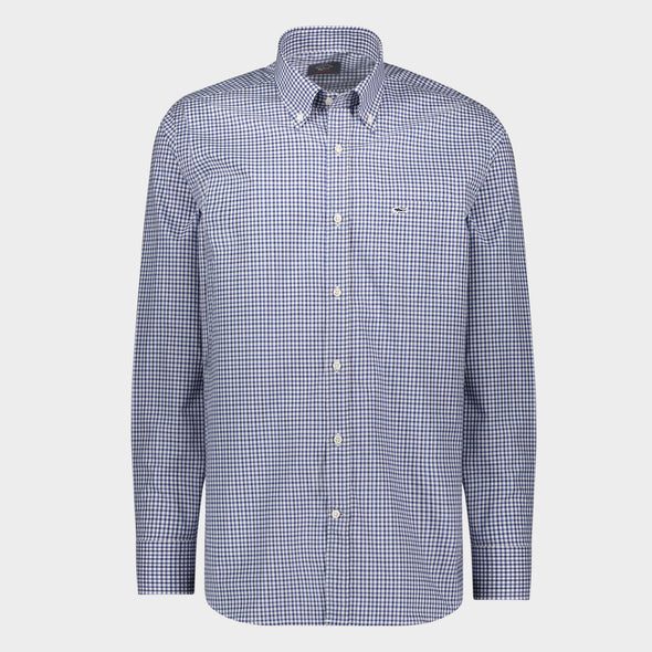 Paul & Shark MINI CHECK SHIRT