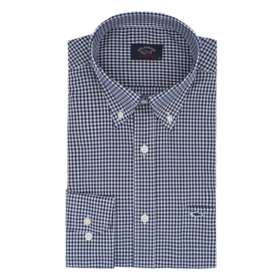 Paul & Shark GINGHAM SHIRT