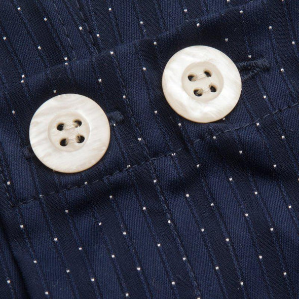 DEREK ROSE COTTON PYJAMAS - SMALL SPOT