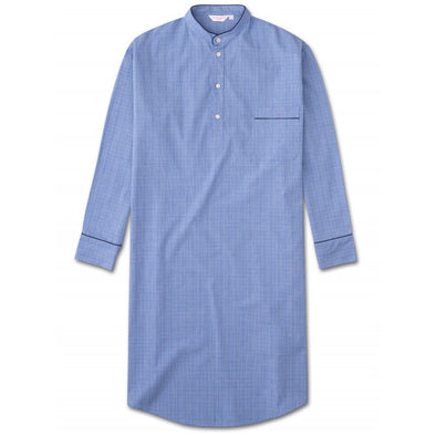 DEREK ROSE COTTON NIGHTSHIRT