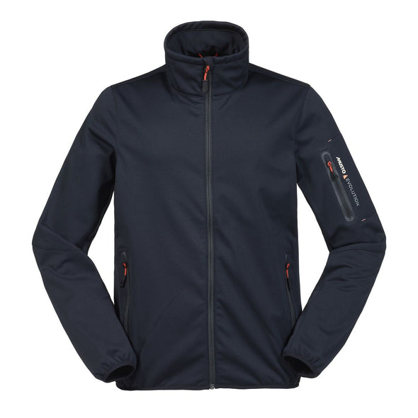 MUSTO CREW SOFT SHELL JACKET (online only*)