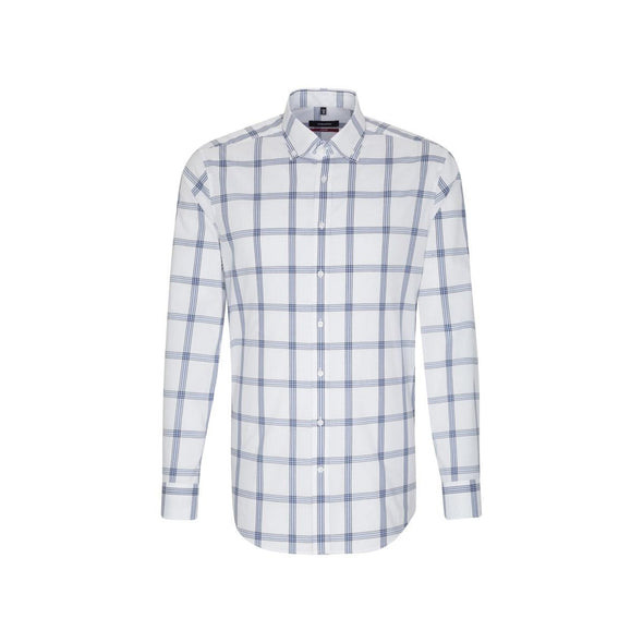 SEIDENSTICKER BOLD CHECK SHIRT