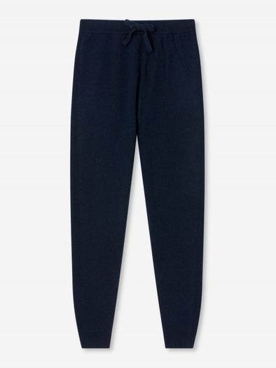 DEREK ROSE DAPHNE TROUSER NAVY