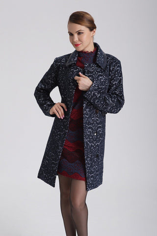 Manteau BRON - My Collection Paris