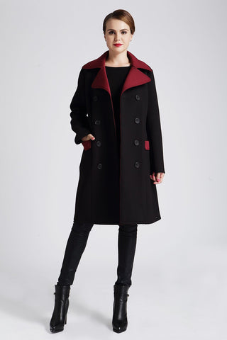 Manteau M2050021 - My Collection Paris