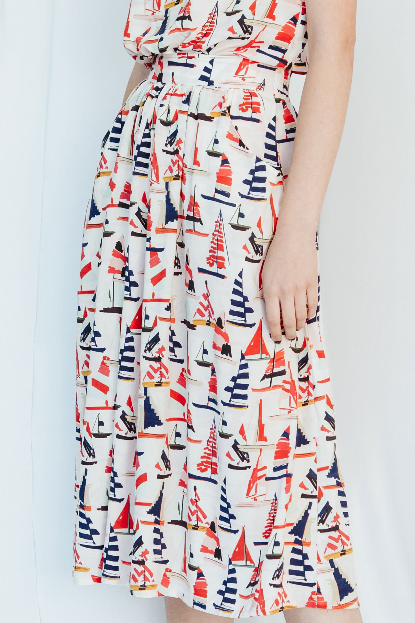 Smarty Skirt - Yachts