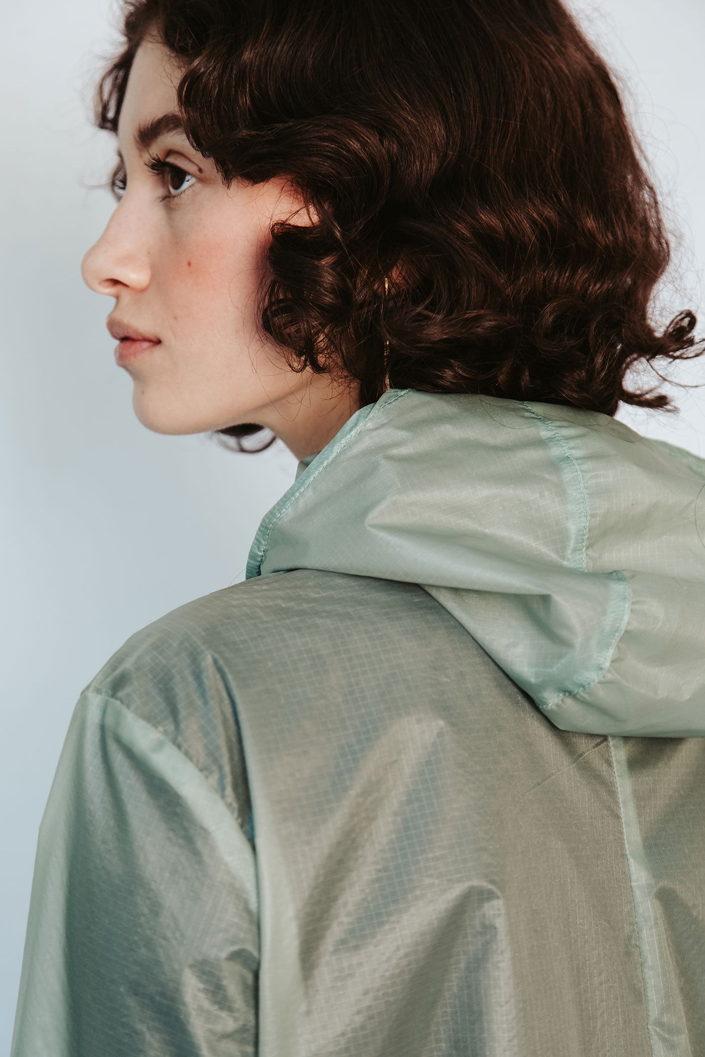 Raincoat - Green