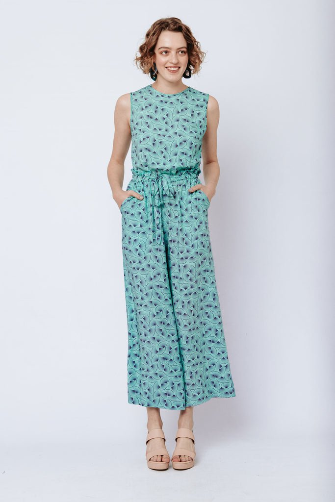 Summer Atchoum Jumpsuit - also available in Black
