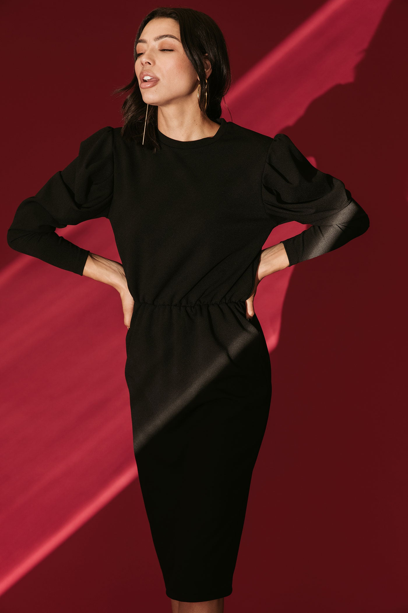 Valiant Dress - Black